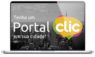 Tenha um Portal Clic em sua cidade!